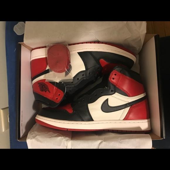 100cc01675f Jordan Shoes | Nike Air 1 Retro Og Bred Toe Size 85 | Poshmark